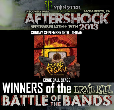 Aftershock Battle of the Bands