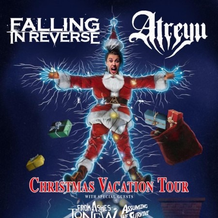 Christmas Vacation Tour 2015