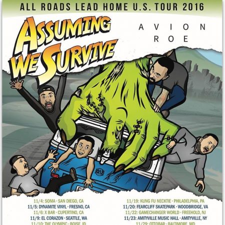 """All Roads Lead Home"" Tour Announcement!"