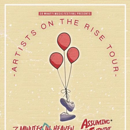 """Artists On The Rise Tour"" Announcement!"