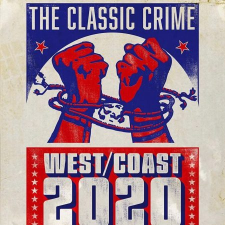 Tour Announcement: West Coast 2020 – W/ The Classic Crime & More!